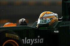 Formel 1 - Eigenwerbung vor dem Heimrennen: Razia will in Brasilien f�r Lotus fahren
