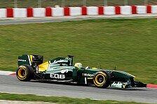 Formel 1 - Drei gr�ne Ersatzm�nner: Team Lotus best�tigt drei Testfahrer