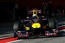 Formel 1 - Kopieren ja, diskutieren nein: RB-Frontfl�gel: Piloten halten sich bedeckt