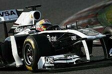 Formel 1 - Williams bleibt an der Spitze: Die Rennst�lle im Finanzcheck 2011