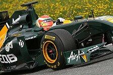 Formel 1 - Pirelli fehlt F1-Erfahrung: Trulli: Pirelli kann bessere Arbeit leisten