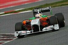 Formel 1 - Bester Rookie: Di Resta will respektiert werden