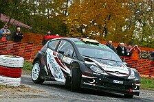 DRM - Hessen-Rallye Vogelsberg: Herbold siegt