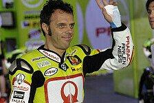 MotoGP - Capirexs trauriger Abgesang: Pramac: Richtiges Set-Up in Valenica einfach