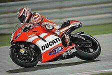 MotoGP - Mysterium flexibles Chassis: Guareschi r�umt auf