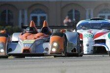 WEC - Hugues de Chaunac aufgeregt: Oreca mit zw�lf Autos in Sebring