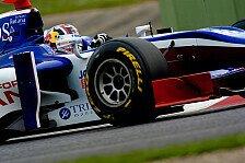 GP2 - Aufstieg macht sich bezahlt: Unglaublicher erster Sieg f�r Coletti