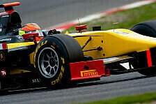 GP2 Asien - Romain Grosjean gewinnt in Imola
