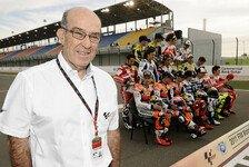 MotoGP - Wir m�ssen unsere Probleme l�sen: Ezpeleta: Kein Krieg gegen die Werke
