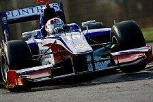GP2 - Spannung bis zum Schluss: Sprintrennen: Coletti holt ersten Sieg