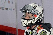 Moto3 - Guter zweiter Testtag: Rossi & Finsterbusch machen Fortschritte
