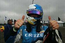 WTCC - Huff zum Zweiten: Chevrolet dominiert Monza