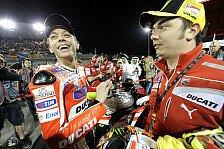 MotoGP - Es ist an jedem Tag witzig mit ihm: Best of 2013: Ein Leben mit Valentino Rossi