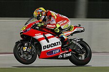 MotoGP - Ducati plant umfangreiche Upgrades: Preziosi mit Rossis Deb�t zufrieden