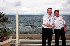 Formel 1 - Fokus auf Erfolg: Brawn zieht sich aus Mercedes-Vorstand zur�ck