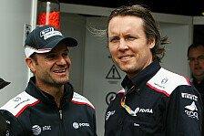 Formel 1 - Nicht das Resultat das wir wollten: Sam Michael