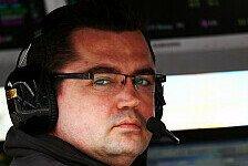 Formel 1 - W�re die Formel 1 das Richtige?: Boullier w�rde Bahrain passen