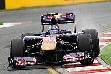 Formel 1 - Bei positiver Entwicklung realistisch: Ricciardo: Punkte sind das Ziel