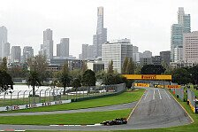 Formel 1 - Auftakt im Albert Park: Strecke: Melbourne macht den Anfang