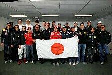Formel 1 - Ich werde 3000 Tickets kaufen: Ecclestone: Japan-GP ist sicher