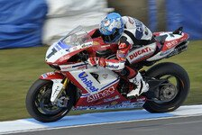 Superbike - Checa vor Haslam und Sykes: FT2 - Checa als Favorit zur Superpole