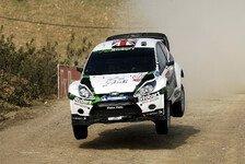 WRC - 2009 noch im Hinterkopf: Wilson: Bestes Portugal-Ergebnis