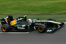 Formel 1 - Premiere f�r Putrajaya: Lotus dreht Demorunden in Malaysia