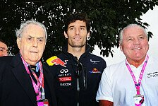 Formel 1 - Unterst�tzung f�r die Rennleitung: Alan Jones vierter Steward in Japan