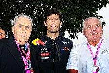 Formel 1 - Unterst�tzung f�r die Rennleitung: Alan Jones vierter Steward in Japan