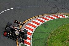 Formel 1 - Heckfl�gel wird in Malaysia wichtiger: Nick Heidfeld