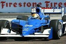 IndyCar - Eine besondere Zahl: Oriol Servia und die Startnummer 2