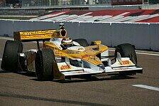IndyCar - �berraschend doch in Indy am Start: Hunter-Reay �bernimmt Junqueiras Auto