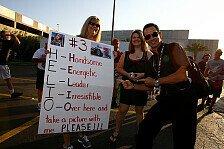 IndyCar - Ein teurer Zirkusclown: Castroneves f�hrt auf Bew�hrung