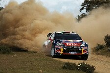 WRC - Durchschnitt w�re desastr�s: Sebastien Loeb