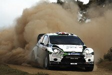 WRC - Wilson mit Bestergebnis: Stobart: Gl�ck und Leid nah beieinander