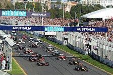 Formel 1 - Zeit, dass es wieder los geht: Australien GP: Alles Wissenswerte im �berblick