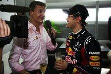 Formel 1 - Wir wollen Menschen k�mpfen sehen: Coulthard r�t Vettel zu Teamwechsel