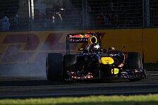 Formel 1 - Hatte Vettel einen illegalen Frontfl�gel?: McLaren will angeblich Red Bull anzeigen