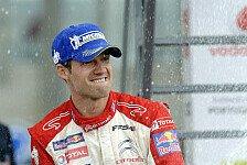 WRC - Ich m�chte alle Rallyes gewinnen: S�bastien Ogier