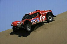 Dakar - Die Buggy-Klasse erlebt einen Aufschwung: Matthias Kahle