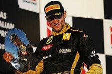 Formel 1 - Bilder: Australien GP - Podium