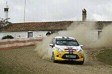 WRC - Saisonabschluss auf britischem Schotter: Riedemann/Wenzel bei Rallye Wales