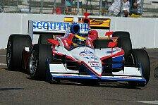 IndyCar - Mit Lotus-Unterst�tzung: Bourdais & Legge unterschreiben bei Dragon
