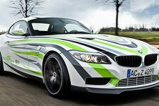 Auto - Efficient Performance: Concept Car: AC Schnitzer 99d