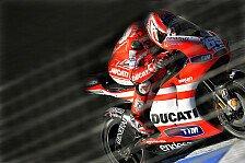 MotoGP - Zun�chst wird der Motor getestet: Ducati testet 1000er n�chste Woche in Jerez