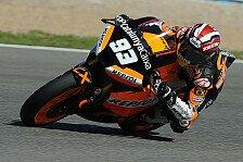 Moto2 - Bradl f�hrt auf das Podest: Marquez holt in Le Mans ersten Moto2-Sieg