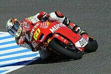 Moto2 - Pause zu lang: Aspar-Team testet in Valencia