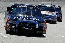 NASCAR - Das Beste aus beiden Welten: Kyle Busch �ber R�ikk�nen
