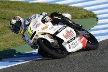 Moto3 - Hoffe auf trockene Bedingungen: Sandro Cortese