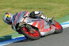 Moto3 - Rhythmus gefunden: Schr�tter will in Estoril schneller sein